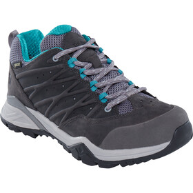 The North Face Hedgehog Hike II GTX Calzado Mujer, q-silver grey/porcelain green